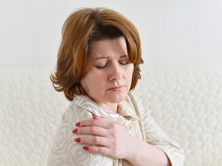 Frozen Shoulder, underlying causes and effective treatment: