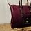 Thumbnail: Double zippers tote
