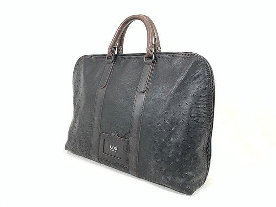 Japanese Ostrich Briefcase