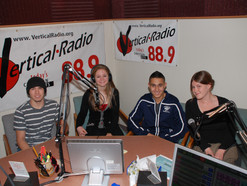 UmattR Teens on KNMI Vertical Radio 88.9 FM