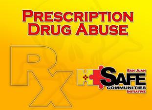Teen Prescription Drug Abuse in San Juan County