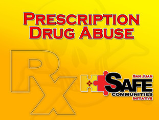 Teen Prescription Drug Abuse in San Juan County