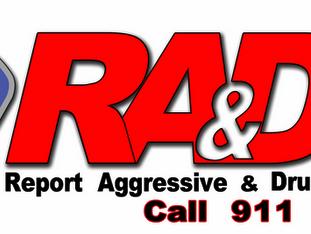 Farmington Police Department RADD Campaign