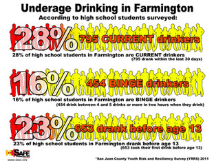 Underage Drinking in Farmington; Social Host Ordinance