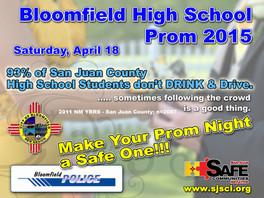 BHS - Safe Prom!!