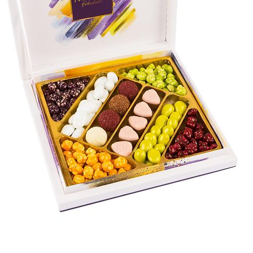 Vela Spesiyal Çikolata Küçük Kutu
