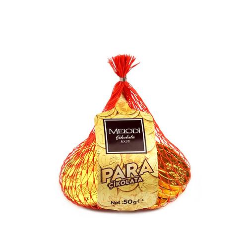 Sütlü Para Çikolata 50g