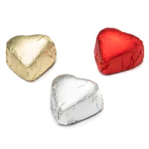 Yaldızlı Mini Kalp