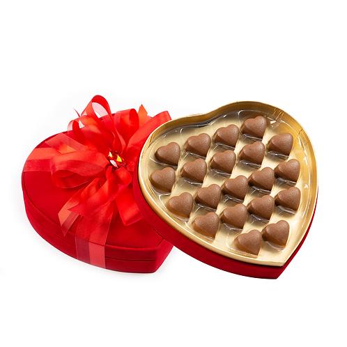 Fantazi Kalp Çikolata