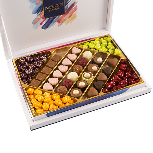 Vela Spesiyal Çikolata Büyük Kutu Kopyası