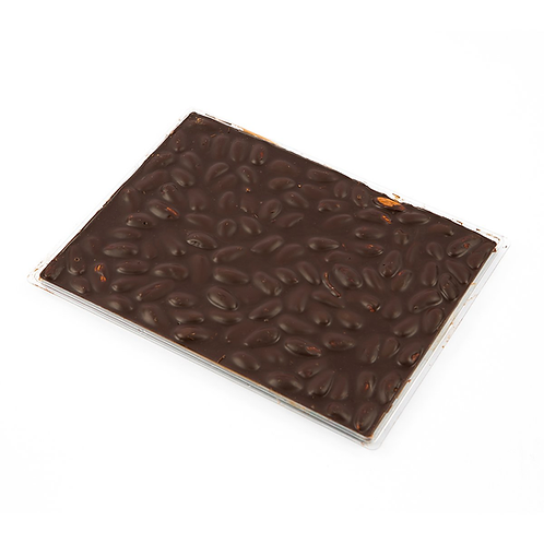 Kır Kır Ye Bademli Bitter Çikolata 300g