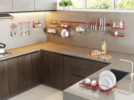 Cozinhas Pequenas: Como Organizar?