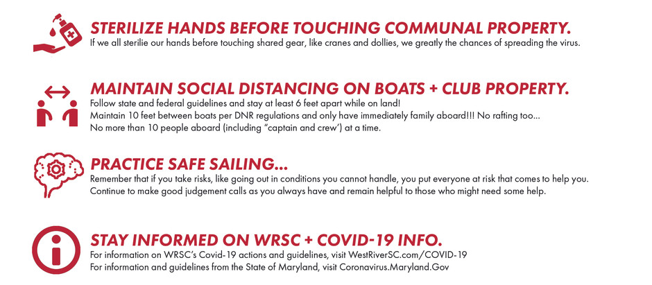 """Safe Boating Guide"" for these Covid-19 Times"