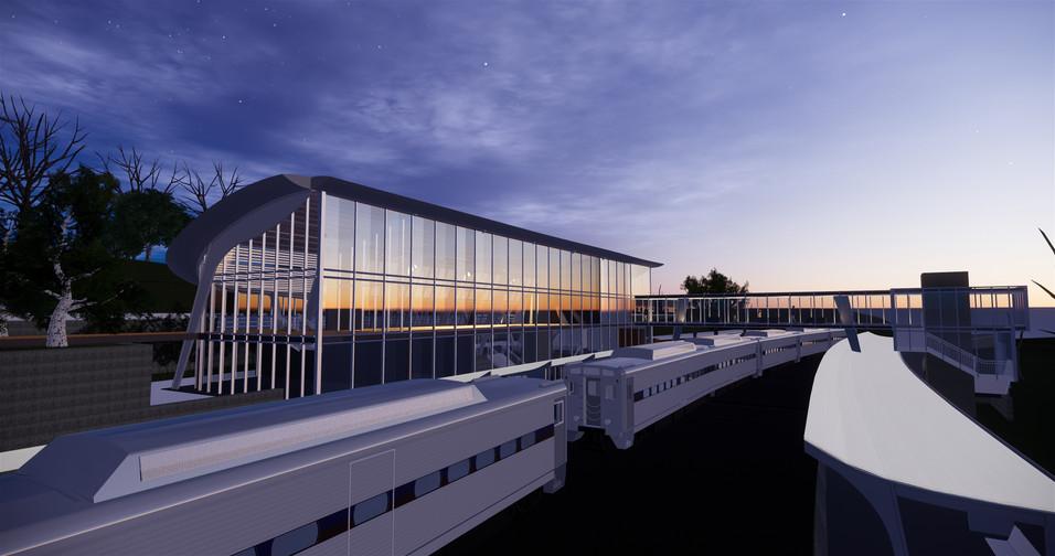 Amtrak Hub