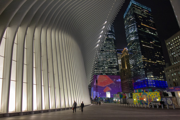 Architecture - NYC - WTC