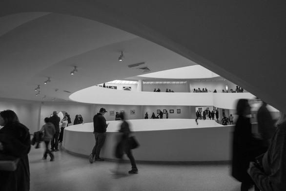 Architecture - Guggenheim