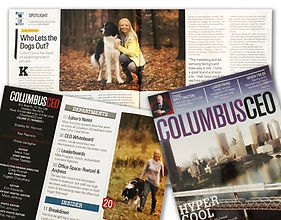 pet care industry, entrepreneur, columbus ceo magazine