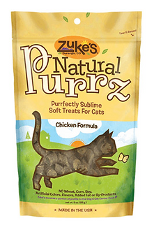 Natural Purzz Cat Treats