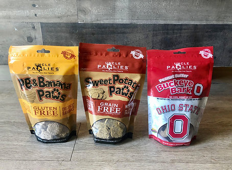Uncle Pawlies  All Natural Treats