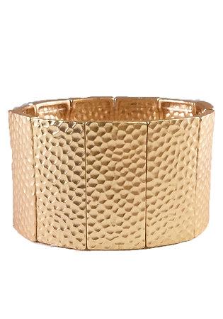 Garmin® VivoSmart HR Bracelet: Hammersmith in Matte Gold