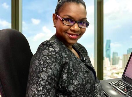 Crushing Chaos Podcast: Episode 6 Risha Ferdinand