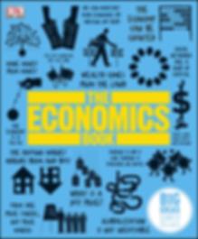 The Economics Book by Niall Kishtainy