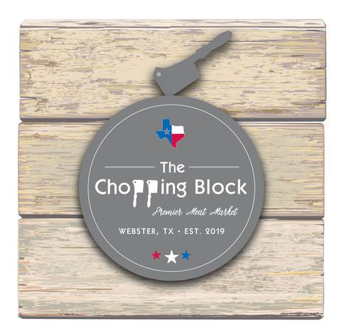 The Chopping Block Logo