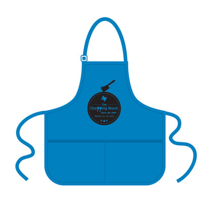 Chopping Block Apron