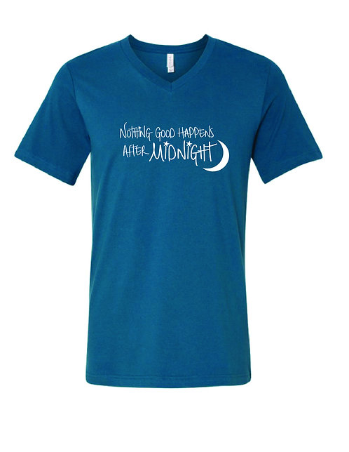 Nothing Good Happens After Midnight Shirt