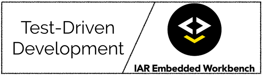 Setting up Test Driven Development (TDD) with IAR workbench for