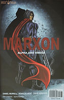 Marxon Alpha and Omega Book 1