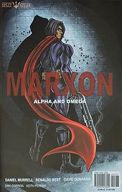 Marxon Alpha and Omega Book 1