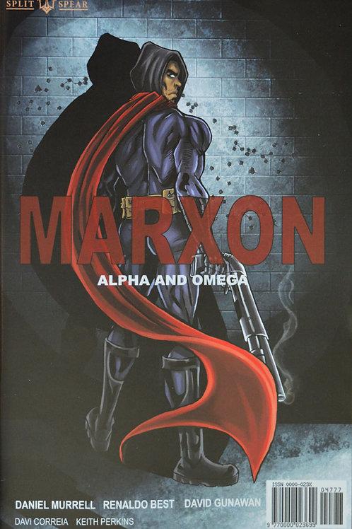 Marxon: Alpha and Omega Book 1