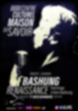 BASHUNG VISUEL Custom OFFICIEL MAISON DU