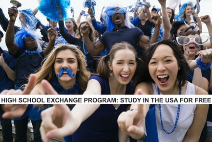 J-1 High School Exchange Program