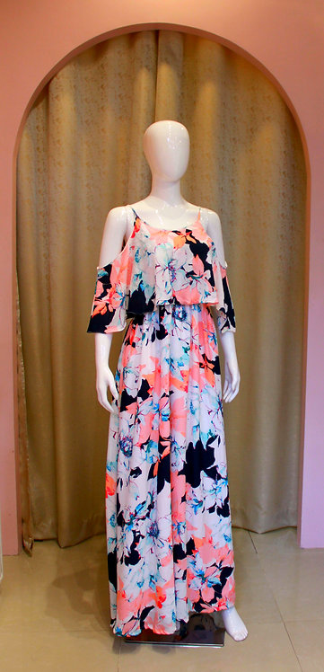 Monica Two-way Dress