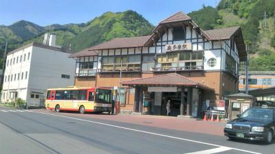 【アクセス:バス】JR奥多摩駅よりお越しの方へ