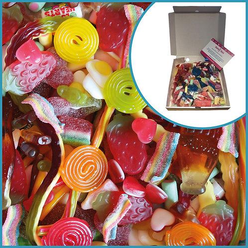 Mega Mixed Sweet Box