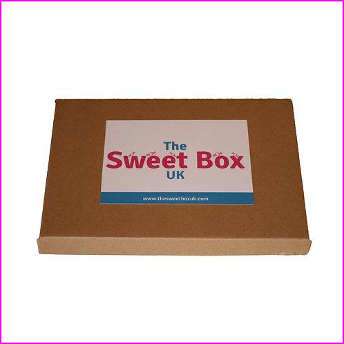 Letterbox friendly sweet box