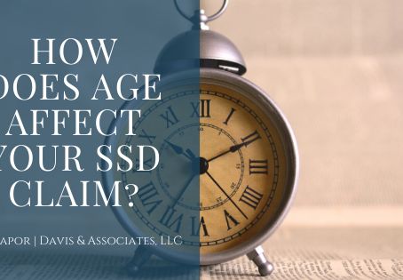 How Does Age Affect Your SSD Claim?