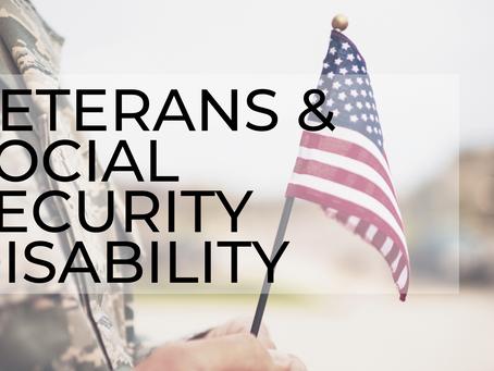 Veterans & Social Security Disability