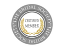 Certified Wedding Planner of The Bridal Society