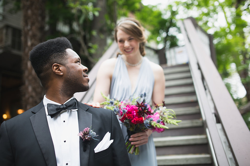 Generation Tux in a Fantasia-theme styled shoot