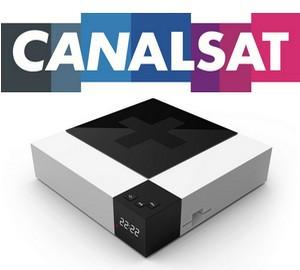 Décodeur Cube Canalsat