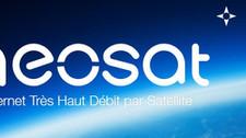 Internet par Satellite THD jusqu'à 100 MB/S neosat le très haut-débit disponible partout avec GEOSAT