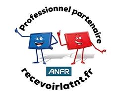 Professionnel Partenaire ANFR Recevoir la TNT
