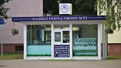 Piena produktu veikals Valmierā