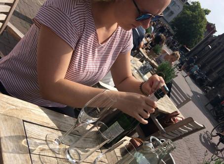 Zin in mosselen, en wijn!