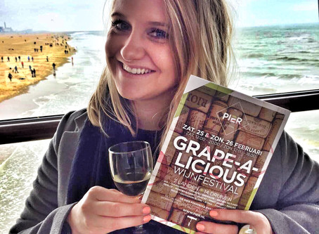Grape-A-Licious op De Pier