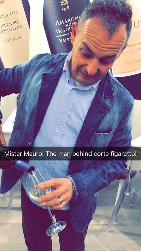 Mauro Corte Figaretto